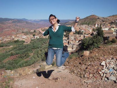 Peace Corps Morocco Volunteer So-Youn Kim